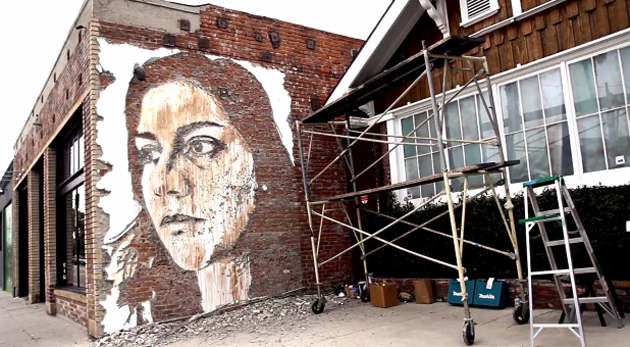 Deconstruction – Vhils