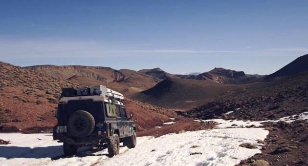Mille et un paysages – In Morocco